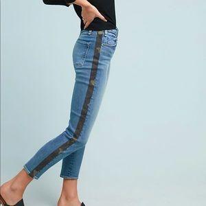 McGuire ibizia Skinny jean with Camo print